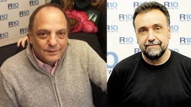 Photo of Baby Etchecopar salió a celebrar la censura a Roberto Navarro