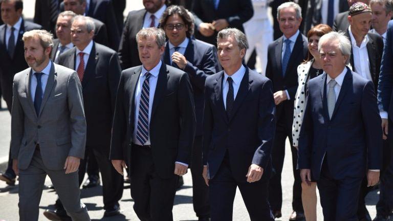 Photo of SORPRESIVO: histórico ministro de Macri abandona el barco