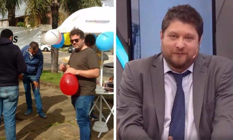 Photo of Mediático candidato de Cambiemos furioso con Wiñazki por exponerlo en un informe