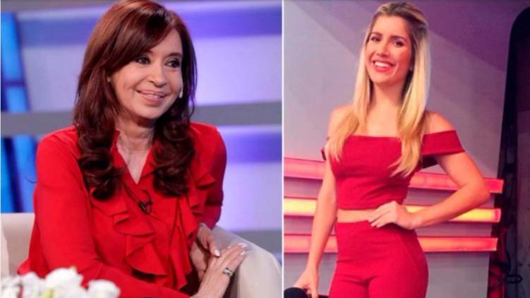 Photo of Laurita Fernández: «Me gustaría entrevistar a Cristina Kirchner»