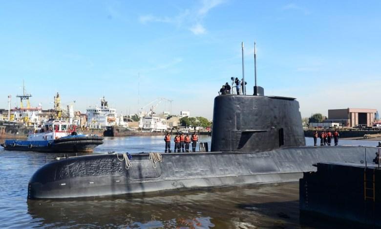 Photo of El dramático audio de la Armada sobre el submarino desaparecido