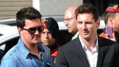 Photo of Detuvieron al hermano de Messi tras encontrar sangre y un arma en su lancha