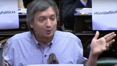 Photo of Máximo Kirchner puso en evidencia la hipocresía macrista frente a los escraches