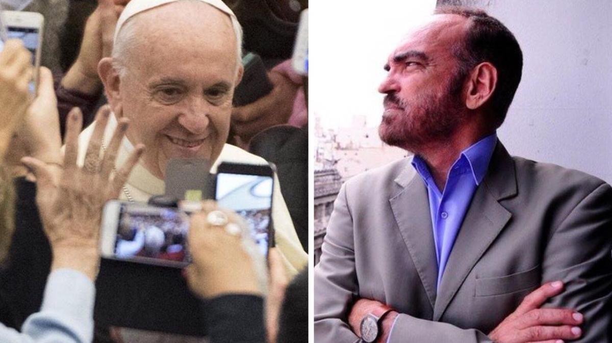 """Iglesias salió a burlarse del Papa y su visita a Chile: """"Dos mil años, de qué sirvió"""""""