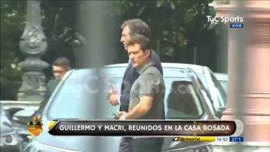 Photo of Barros Schelotto se reunió con Macri en Casa Rosada alimentando las sospechas de que el torneo está arreglado