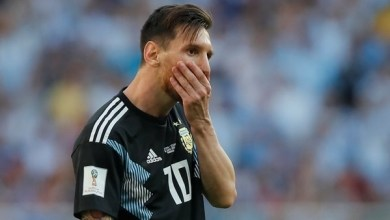 Photo of Israel festeja el fracaso de Messi frente a Islandia