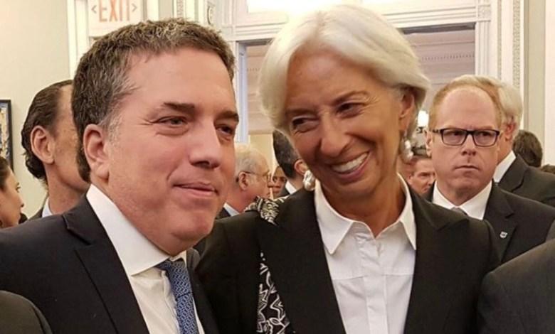 Photo of El Gobierno le pide 3 mil millones de dólares al FMI