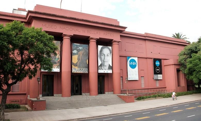 Photo of Cobrarán $100 de entrada en el Museo Nacional de Bellas Artes