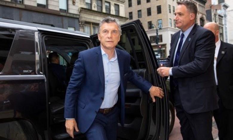 """Photo of Mauricio Macri: """"Caputo no tenía vocación de ejercer el cargo"""""""