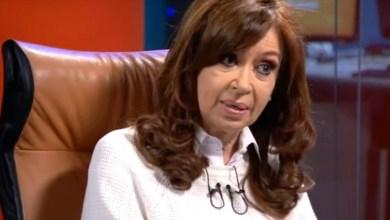 Photo of Fuerte denuncia de Cristina Fernández de Kirchner