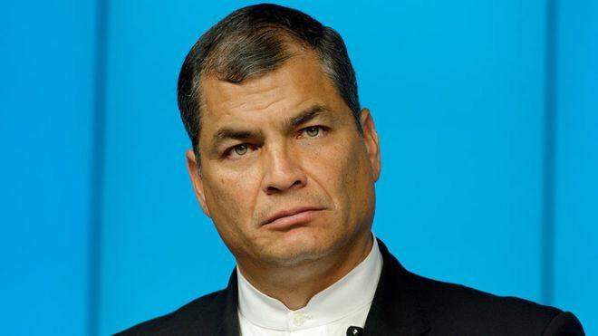 Photo of Rafael Correa a juicio por el secuestro de un opositor
