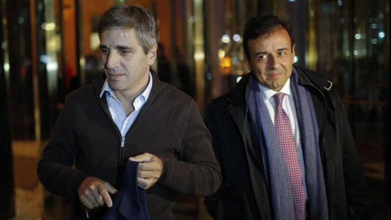 Photo of Piden citar a indagatoria a Luis Caputo y Mario Quintana
