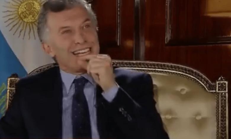 """Photo of Macri: """"A Trump y a Xi Jinping les encantó el choripán"""""""