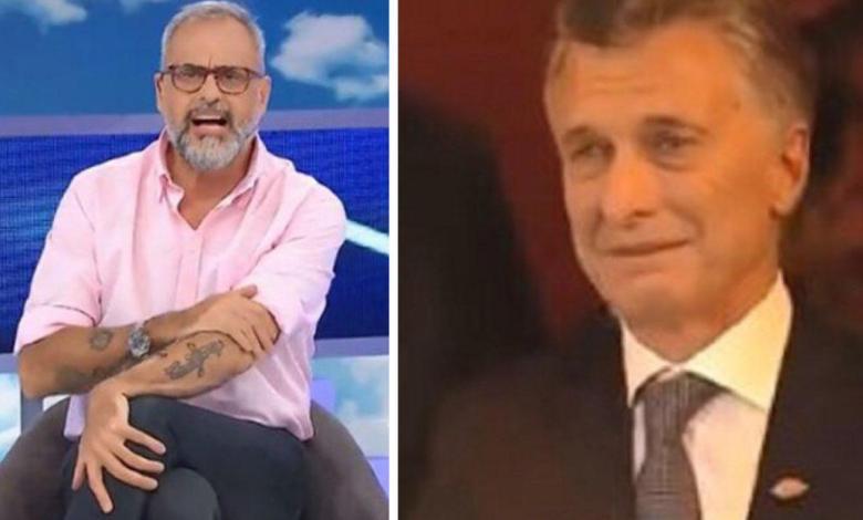 Photo of ¿Qué dijo Jorge Rial sobre el llanto de Mauricio Macri?