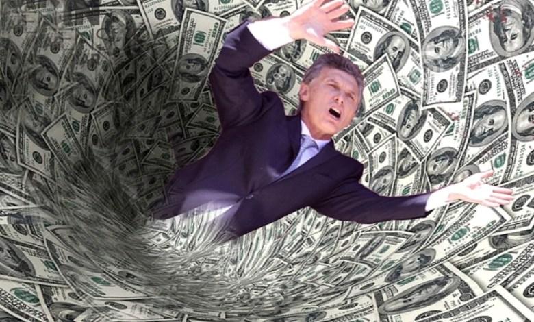 Fuga de capitales récord: se fueron más de 27 mil millones de dólares