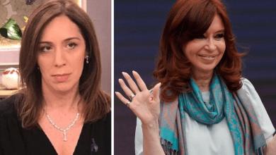 Photo of Cristina ya supera en imagen a María Eugenia Vidal