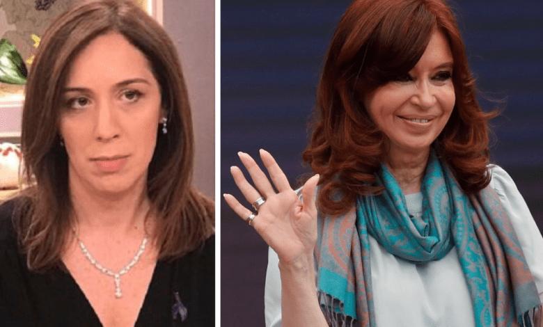 Por primera vez la ex-presidenta logró superar en imagen positiva a la dirigente más popular de Cambiemos, la gobernadora María Eugenia Vidal.