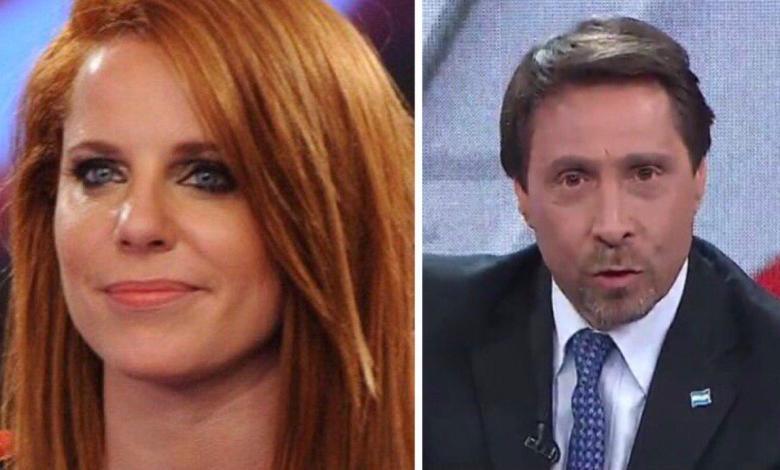 Despidieron a Agustina Kämpfer del programa Incorrectas tras denunciar al operador mediático del Régimen macrista Eduardo Feinmann