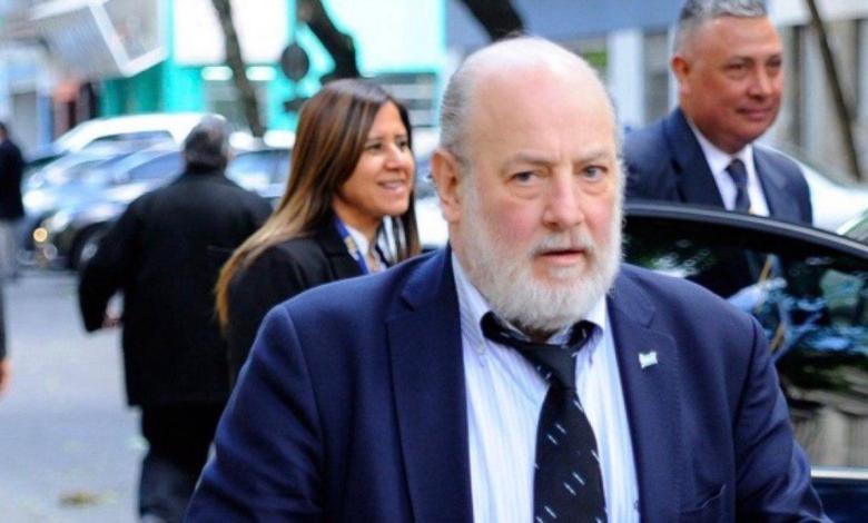 El cuestionado juez federal, Claudio Bonadio, aparece involucrado en el escándalo de la presunta extorsión a empresarios por parte del investigado fiscal Carlos Stornelli.