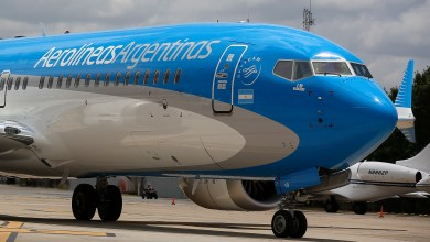 Photo of Cautela en Aerolíneas Argentinas por sus aviones Boeing 737 Max 8