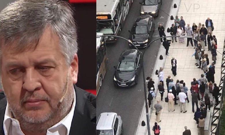 Photo of Fracasó la convocatoria en apoyo al fiscal Stornelli