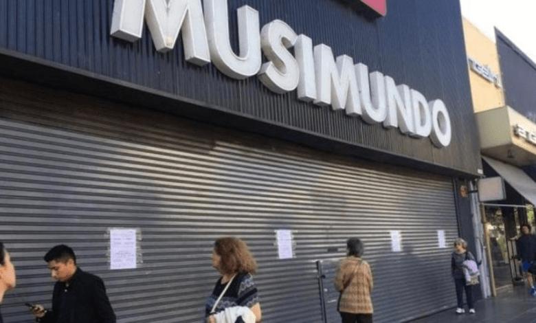 Photo of Musimundo cerró su sucursal de Belgrano