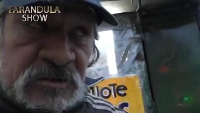 Marcos, el hombre que por poco se va a las manos con Mariano Iúdica, dio su testimonio para las cámaras de Farándula Show