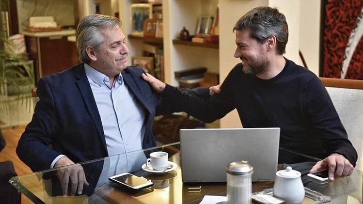 """Photo of El pedido de Alberto a Matías Lammens: """"Tenés que convertir a Buenos Aires en la Boston de América Latina"""""""