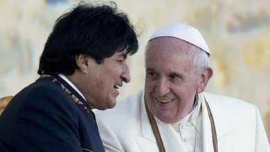 Photo of Evo Morales le pide ayuda al Papa Francisco