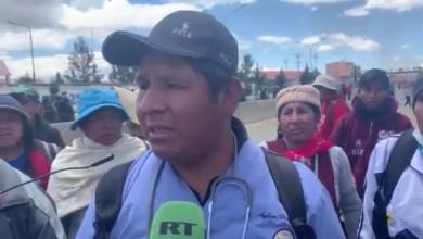 Photo of Arrestan a médico boliviano por pedir ayudar humanitaria para su país