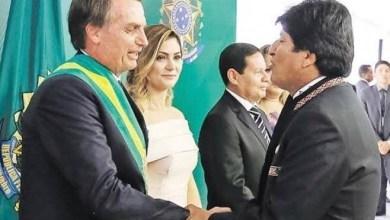 Photo of Bolsonaro habló sobre la situación en Bolivia