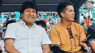 Photo of El MAS nombra a Evo Morales su jefe de campaña