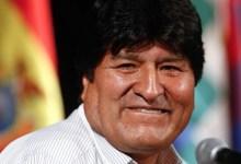 Photo of Es oficial: proscriben a Evo Morales en Bolivia