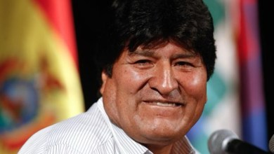 Photo of Es oficial: proscriben a Evo Morales en Bolivia