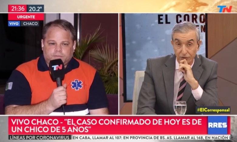 Photo of Confirman primer caso de un niño con Coronavirus en Argentina