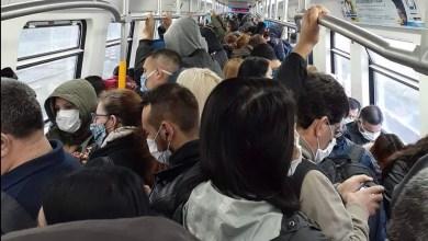 Photo of Se desbordó el tren Sarmiento y se teme por el riesgo de contagio