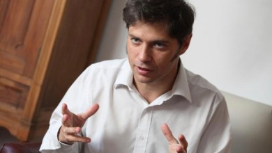Photo of Preocupación por Axel Kicillof: visitó hospital con decenas de personal de salud infectado