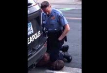 Photo of George Floyd: indignación por la muerte de un afroamericano luego de que un policía se arrodillara sobre su cuello