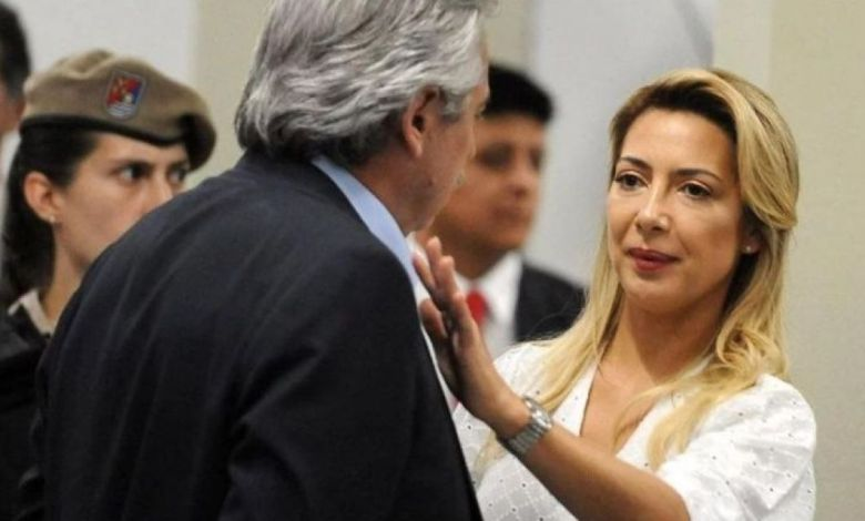 Photo of El cálido mensaje de Fabiola Yáñez a Alberto Fernández