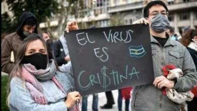 "Photo of La dura advertencia de los anti-cuarentena: ""la próxima EXPLOTA TODO"""