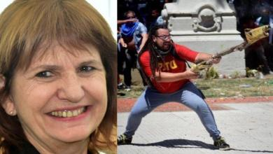 "Photo of Patricia Bullrich festejó la detención del ""Gordo Mortero"""