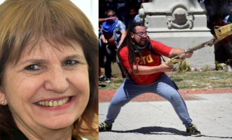 """Photo of Patricia Bullrich festejó la detención del """"Gordo Mortero"""""""
