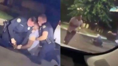 Photo of Policías ejecutan por la espalda a joven afroamericano en Atlanta