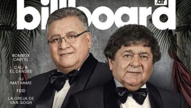 "Photo of De Santa Fe al mundo: Los Palmeras son tapa de la revista ""Billboard"""