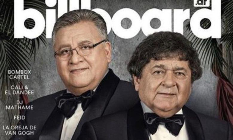 """Photo of De Santa Fe al mundo: Los Palmeras son tapa de la revista """"Billboard"""""""