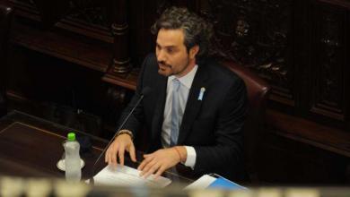 """Photo of Santiago Cafiero realizó su informe de gestión: """"El país ya estaba en pandemia"""""""