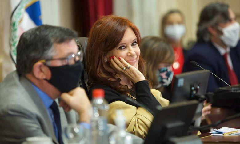 """La confesión de CFK: """"Me encanta el humor"""""""