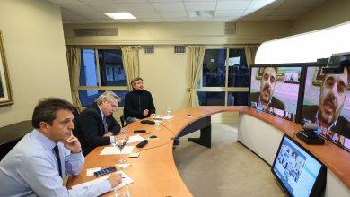 Photo of Alberto Fernández habló con líderes parlamentarios del oficialismo y de la oposición