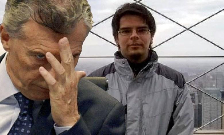 El secretario privado de Mauricio Macri rompió el silencio