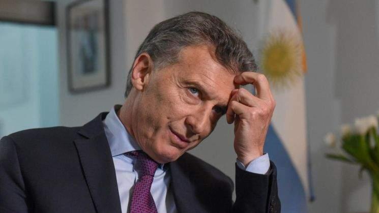 Piden la captura internacional para Mauricio Macri